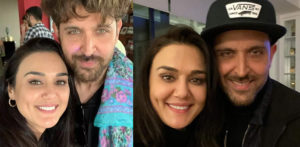 Preity Zinta signs Hrithik Roshan for Web Series f
