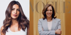 Priyanka Chopra praises Kamala Harris' Vogue Cover f