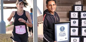 Running Records Challenge for Ziyad Rahim & Stephanie Innes - F