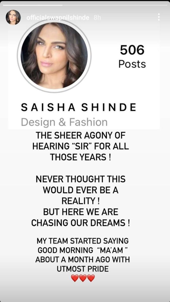Saisha-Shinde