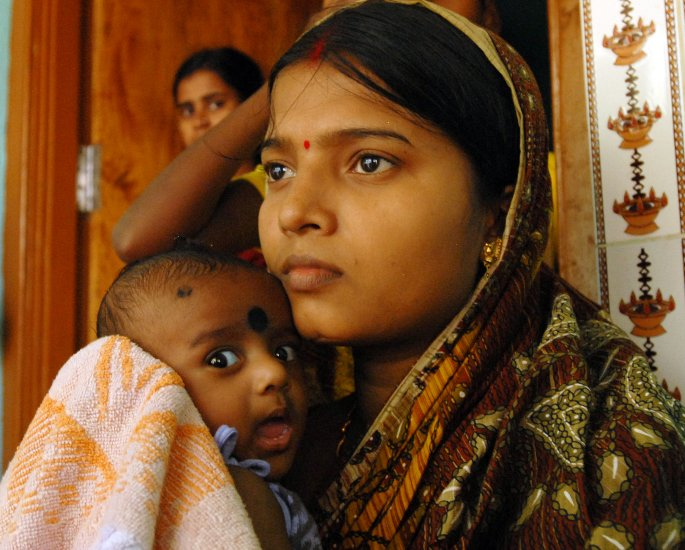 The Origins of India's Child Marriages - life of a child bride