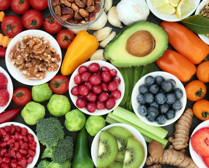 پی سی او ایس والی جنوبی ایشین خواتین کے لئے نکات۔ اچھی غذائیت