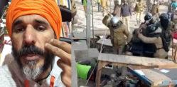યુએસ ભારતીય ડોક્ટરને ખેડુતોના વિરોધ દરમિયાન પોલીસે માર માર્યો હતો