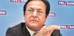 Yes Bank's Rana Kapoor Arrested for Money Laundering f