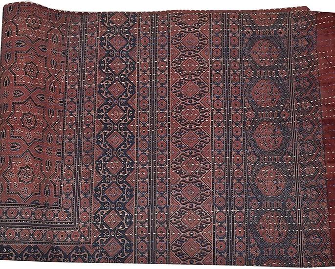 10 देसी कंबल आदर्श आपके घर के लिए - ajrakh