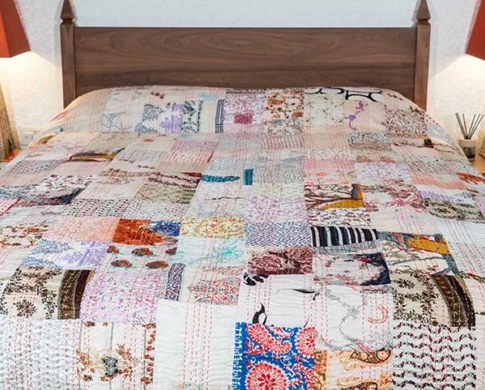 10 देसी कंबल आदर्श आपके घर के लिए - पैच