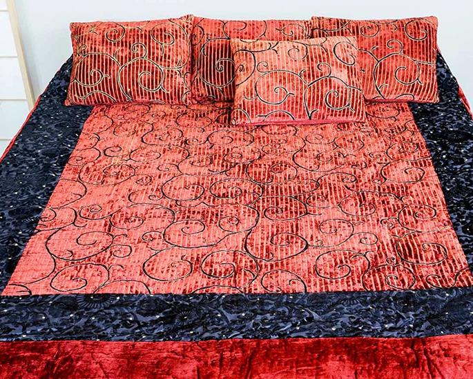 अपने घर के लिए 10 देसी कंबल आदर्श - मखमल