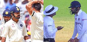 6 क्रिकेट मैदानावर अव्वल संतप्त विराट कोहली क्षण - फ