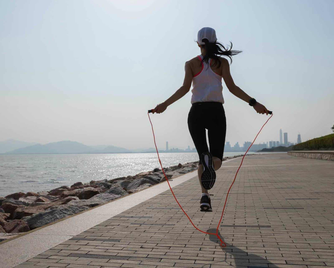 9 Reasons Why Skipping is the Best Workout To Do - skipping
