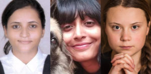 கிரெட்டா துன்பெர்க்-எஃப் உடன் பகிரப்பட்ட விவசாயிகளின் எதிர்ப்பு 'டூல்கிட்' தொடர்பாக ஆர்வலர்கள் கைது செய்யப்பட்டனர்