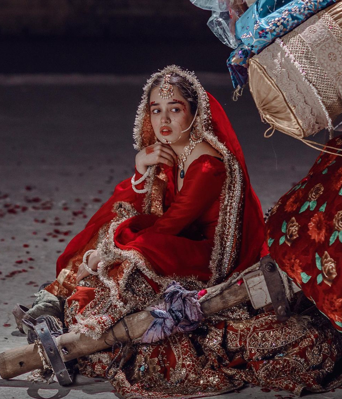 Ali Xeeshan launches anti'dowry Bridal collection -