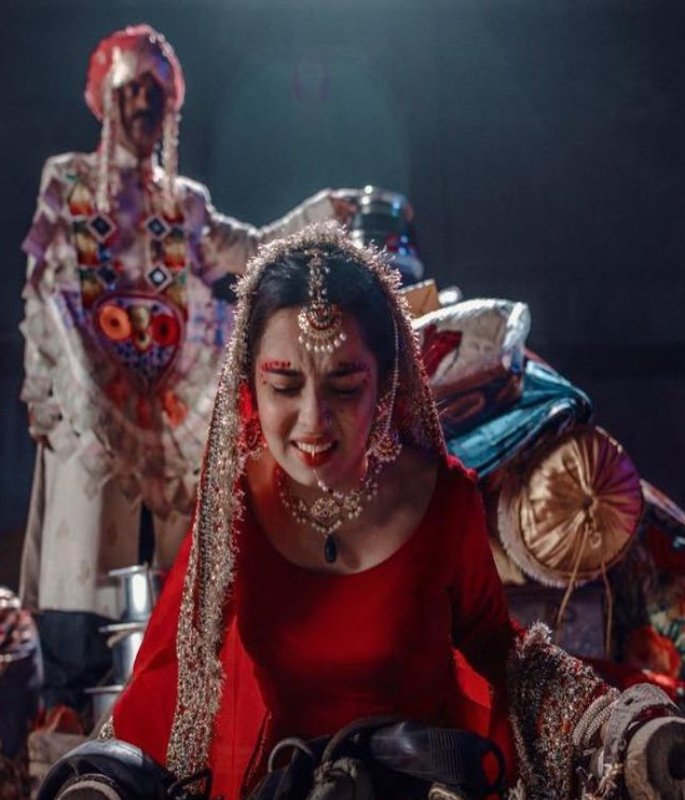 Ali Xeeshan launches anti-dowry Bridal collection - dowry -