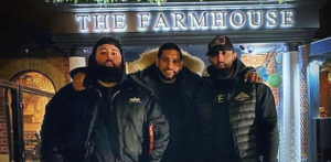Amir Khan breaks Rules with 230-mile round trip to Restaurant f