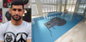 Amir Khan removing Gym & Pool for Extended Family f