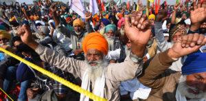 Amnesty International highlights 'demonisation' of Farmers Protest f