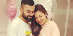 Anushka Sharma & Virat Kohli reveal Daughter's Name