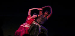 Delhi University training Singapore students in Indian art forms