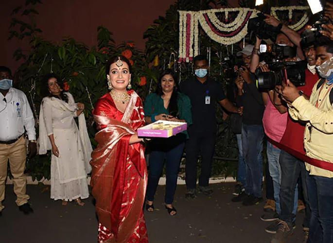 Dia Mirza ties knot with Vaibhav Rekhi 2