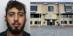 Drug Dealer jailed after Firearm found in Wardrobe