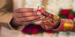 Indian Girl aged 15 marries Man aged 30 in Secret