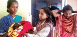 Indian Grandmother arrested for Kidnapping Baby