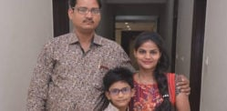 Indian Husband kills Himself after killing Wife & Son aged 11