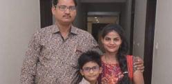 11 साल की पत्नी और बेटे की हत्या के बाद भारतीय पति ने खुद को मार डाला