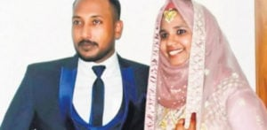 Indian Husband kills newlywed Wife suspecting Infidelity f