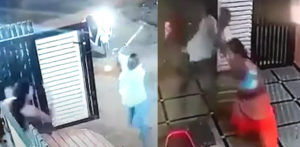 Indian Man attacks Woman with Axe after being Rejected f