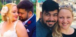 Indian Man weds Australian Girlfriend after 1 Year apart