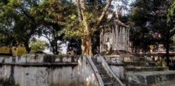भारतीय एनजीओ ने 200 साल पुराने मकबरे की बहाली शुरू की