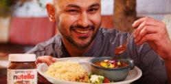 इंडियन रेस्टॉरंट चेन न्युटेला चिकन टिक्का मसाला तयार करते