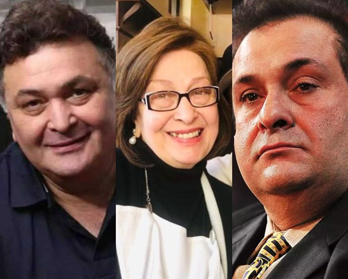 Kapoor Family trolled for Randhir Kapoor's Birthday Dinner-family