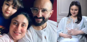 Kareena Kapoor Saif Ali Khan welcome a Baby Boy ft