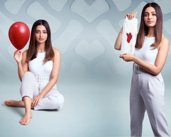 Menstruation's Myths to break down in South Asia- radhika apte