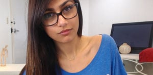 Mia Khalifa shows Support for Farmers' Protest f