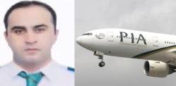 PIA Air Steward goes 'Missing' in Canada