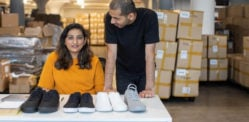 Pakistani Couple built New York Shoe Empire from Nothing