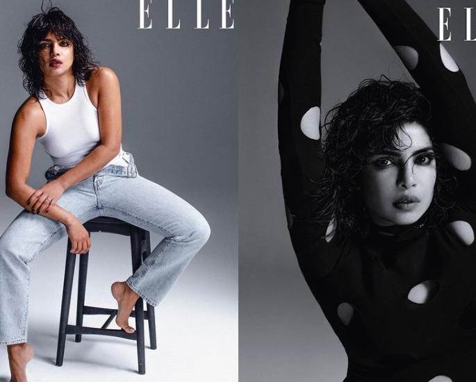 Priyanka Chopra reveals Bold Look in Photoshoot