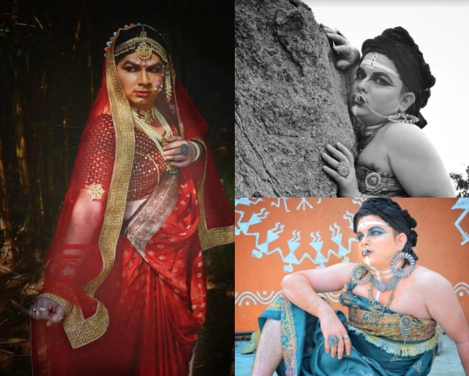 Patruni Sastry talks Heroines of Rabindranath Tagore with Drag