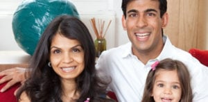 Rishi Sunak's Rich Wife furlough's Gym Staff with Government Money-f