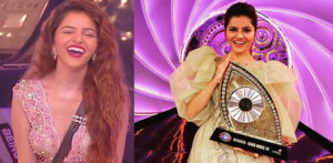 Rubina Dilaik is the Winner of Bigg Boss 14 f