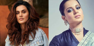 Taapsee Pannu says it's in Kangana's DNA to be Toxic f