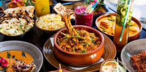 The History of Indian Restaurants f