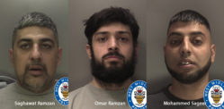 Three Men convicted over Crossbow Killings at Cannabis Farm
