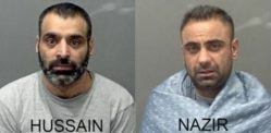Two Men jailed for Raping & Beating Woman