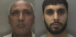 दो पुरुषों ने सेक्स के लिए बच्चों से मिलने की कोशिश के लिए जेल में बंद किया