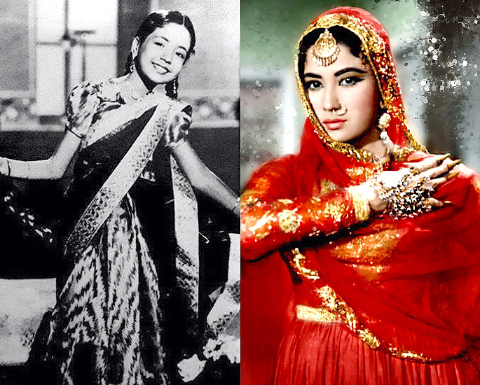 Which Famous Celebs started as Bollywood Child Artists? - Meena Kumari