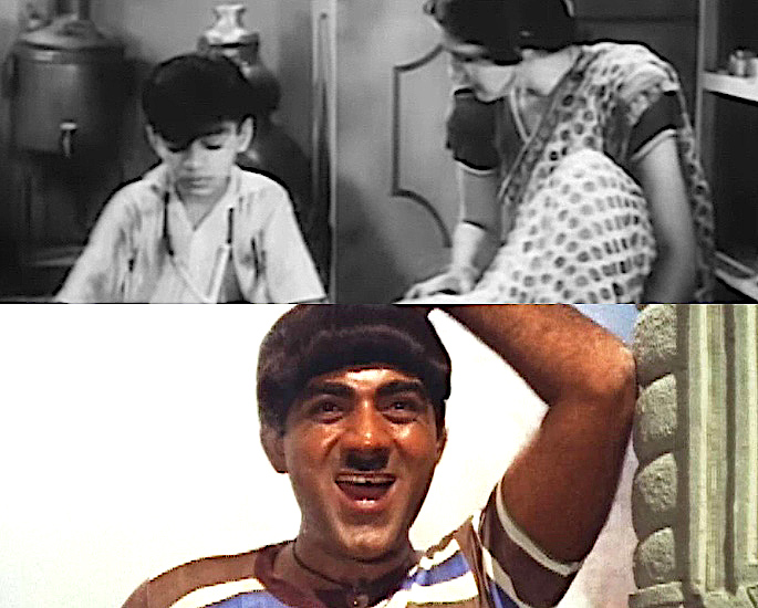 Which Famous Celebs started as Bollywood Child Artists? - Mehmood
