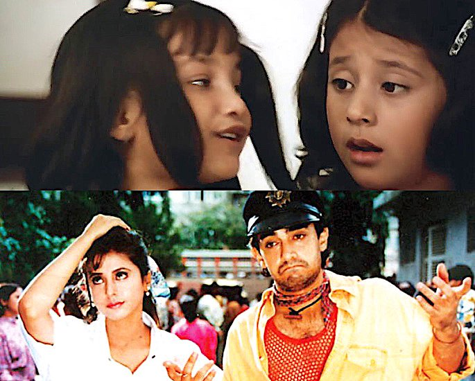 Which Famous Celebs started as Bollywood Child Artists? - Urmila Matondkar